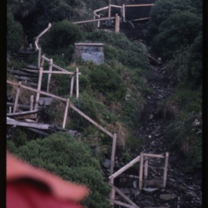 Stairs at Cape Horn