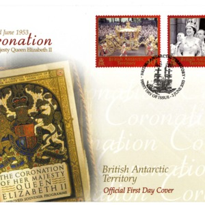50th Anniversary of the coronation of Queen Elizabeth II, 2 June 1953