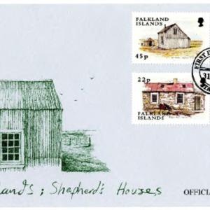 Shepherd's houses