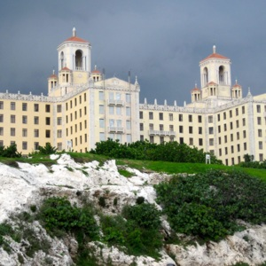 Hotel Nacional de Cuba in Havana